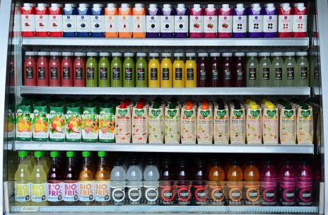 Oranka Juice Solutions - Grab & Go concept