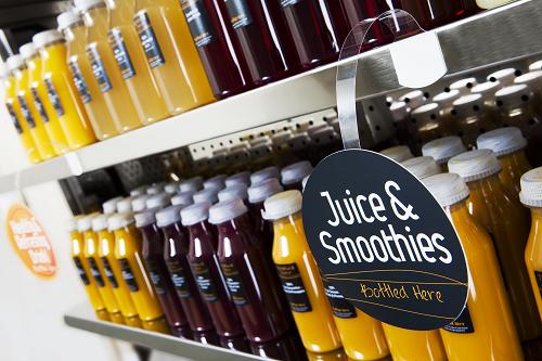 Oranka Juice Solutions - smoothies