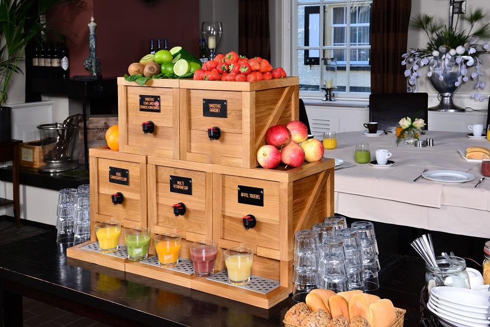 Oranka Juice Solutions - juice cube