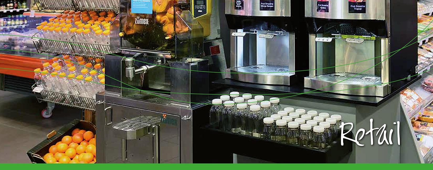 Oranka Juice Solutions - Retail