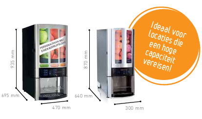 Oranka Juice Solutions - postmix-dispenser