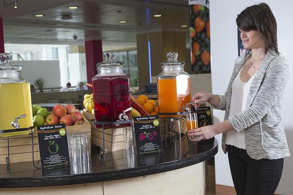 Oranka Juice Solutions - Hotel