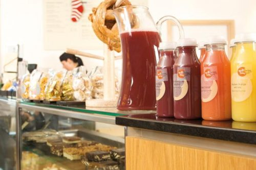 Oranka Juice Solutions - smoothies