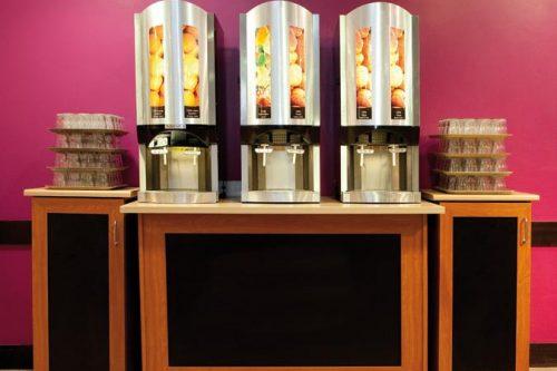 Oranka Juice Solutions - Restaurant concepten