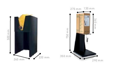 Oranka_dispenser oplossingen