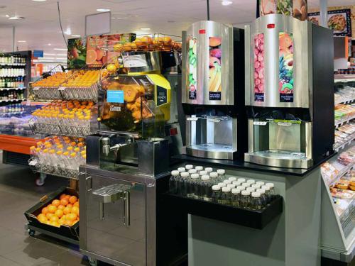 Oranka Juice Solutions - Button Retail